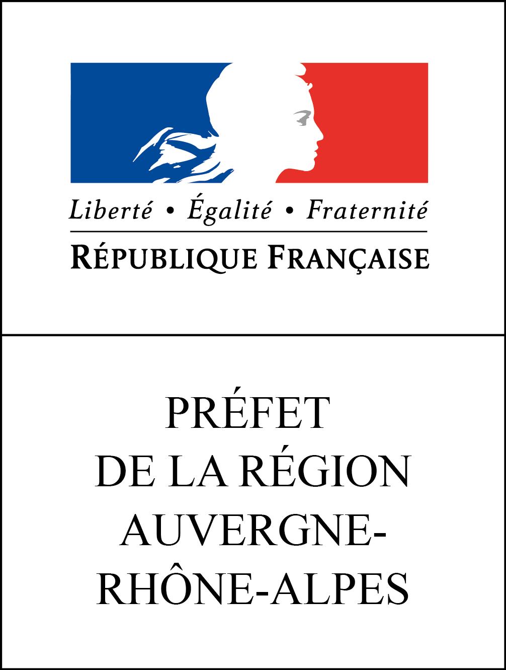 Préfet Région RA