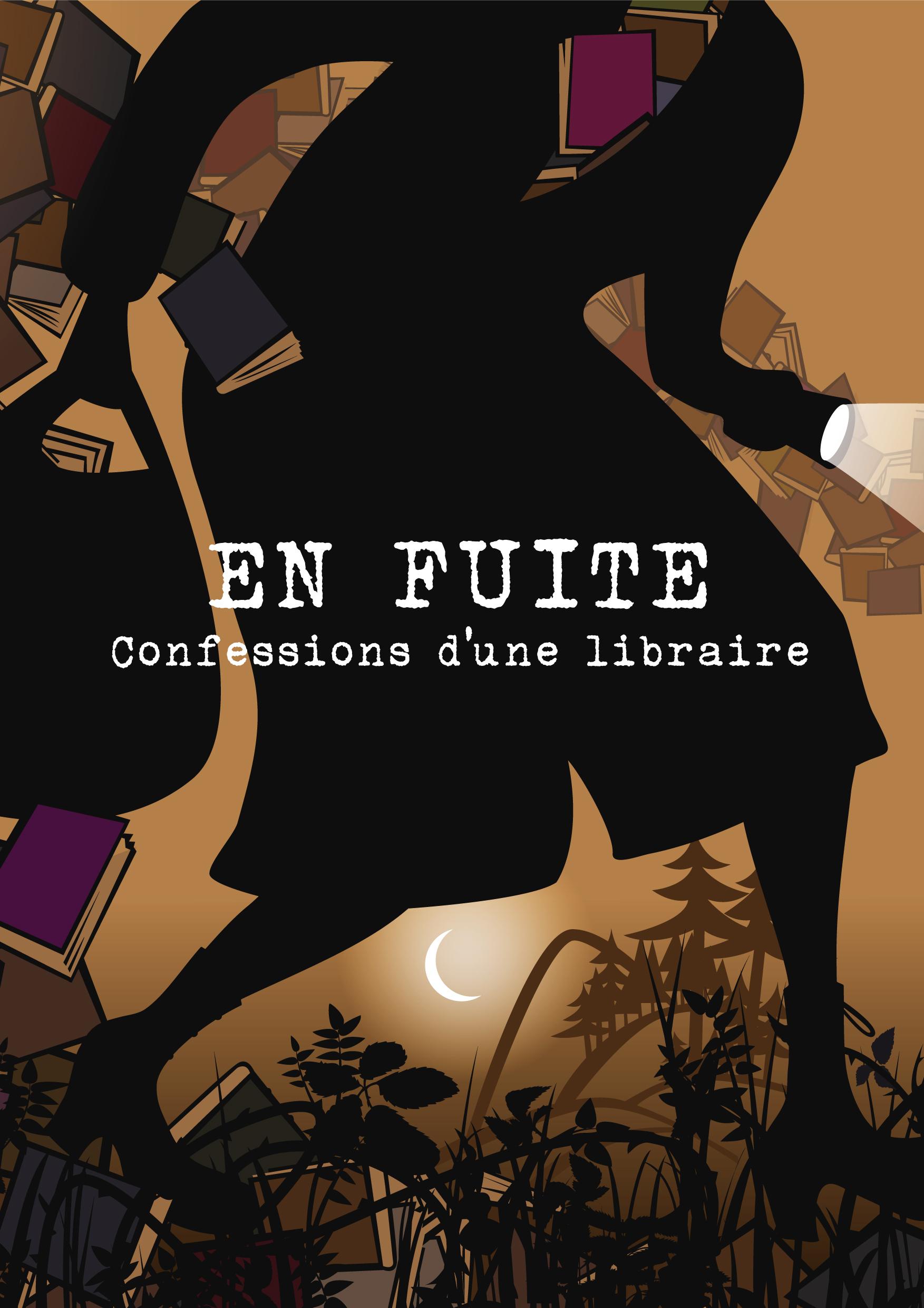 En fuite! «Confessions d'une libraire»